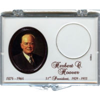 Marcus 2014 $1 Hoover Coin Holder