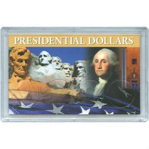 Other Presidential Dollars Holders