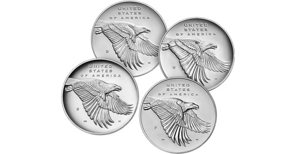 Mint sets price for 225th Anniversary four-medal set ...