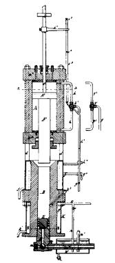 Hyatt's Injection Molding Machine Design 1872