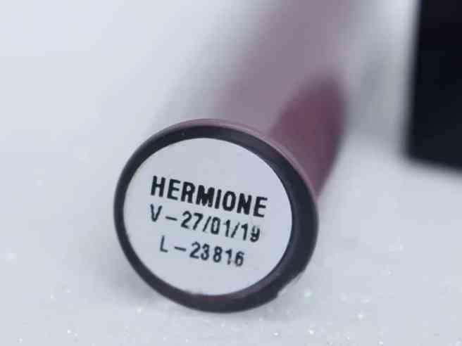 Batom Hermione líquido TBlogs