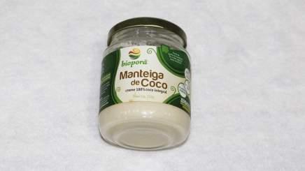 Bombom saudável de manteiga de coco e berries - Manteiga de Coco