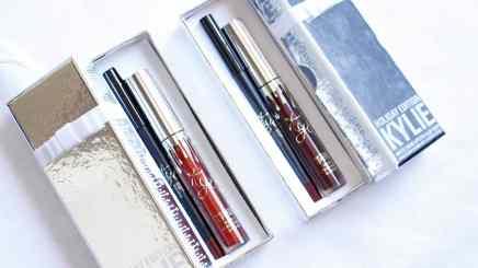 Holiday Edition Kylie Cosmetics - Lip kits