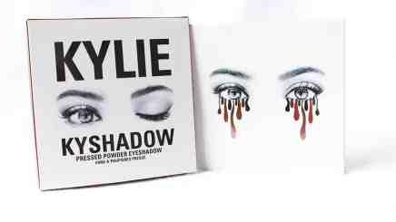 Kyshadow The Bronze Palette Kylie Cosmetics embalagem