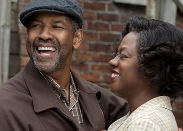 Denzel Washington e Viola Davis - Fences