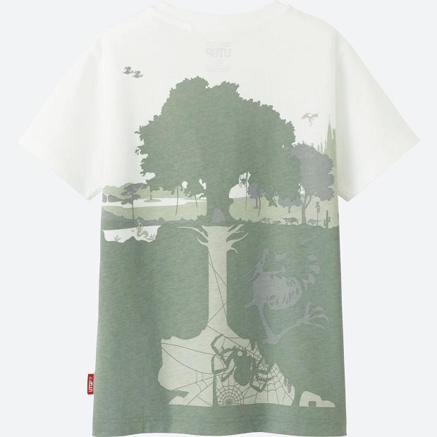 camiseta costa Legend of Zelda