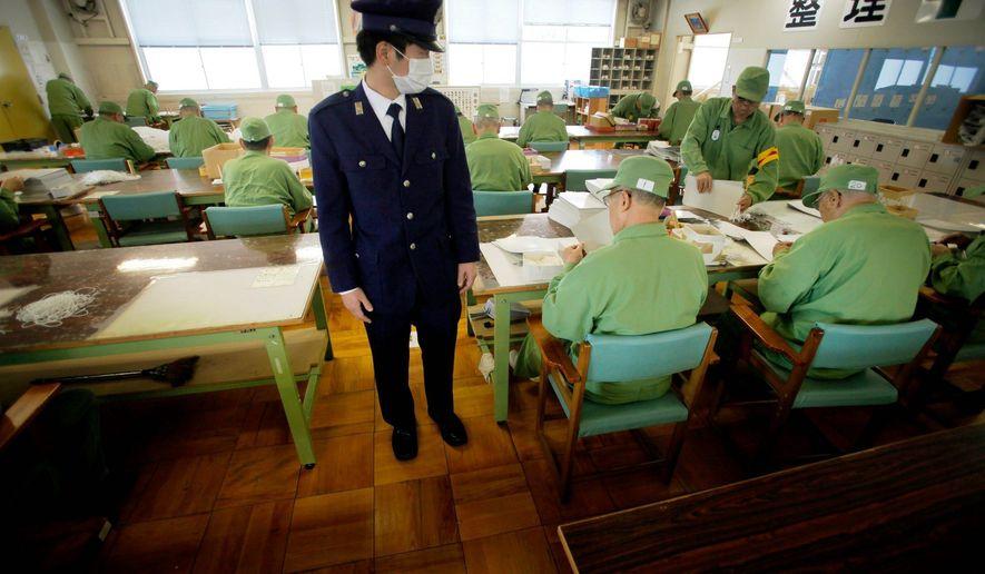 Prisão no Japão