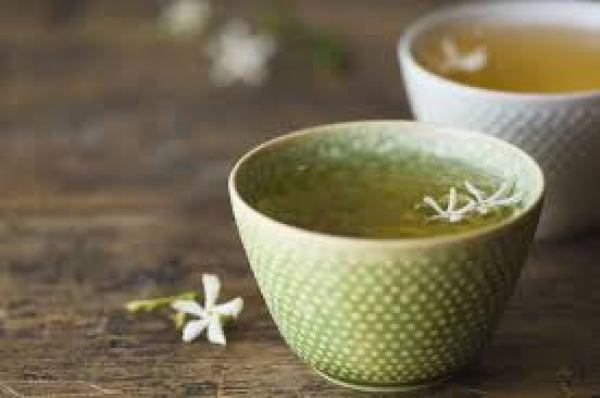 Chá de jasmin Japão