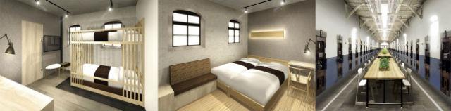 Hotel prisão Nara