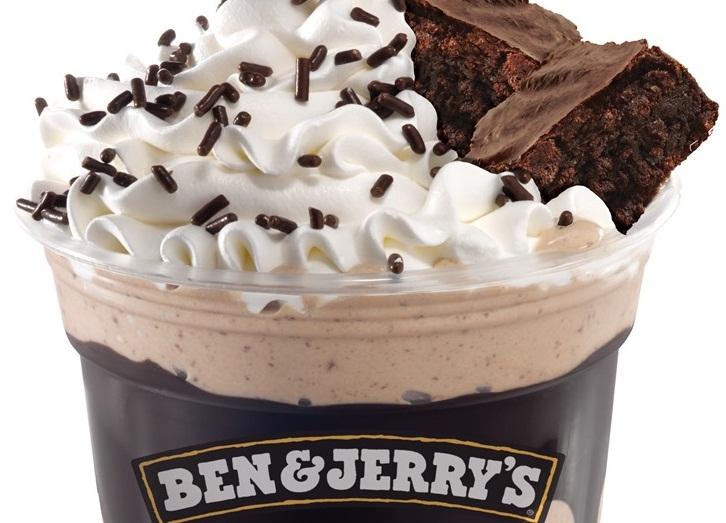 sorvete Ben and Jerrys