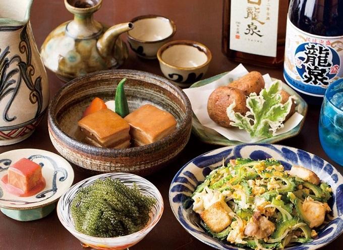 Okinawa comida