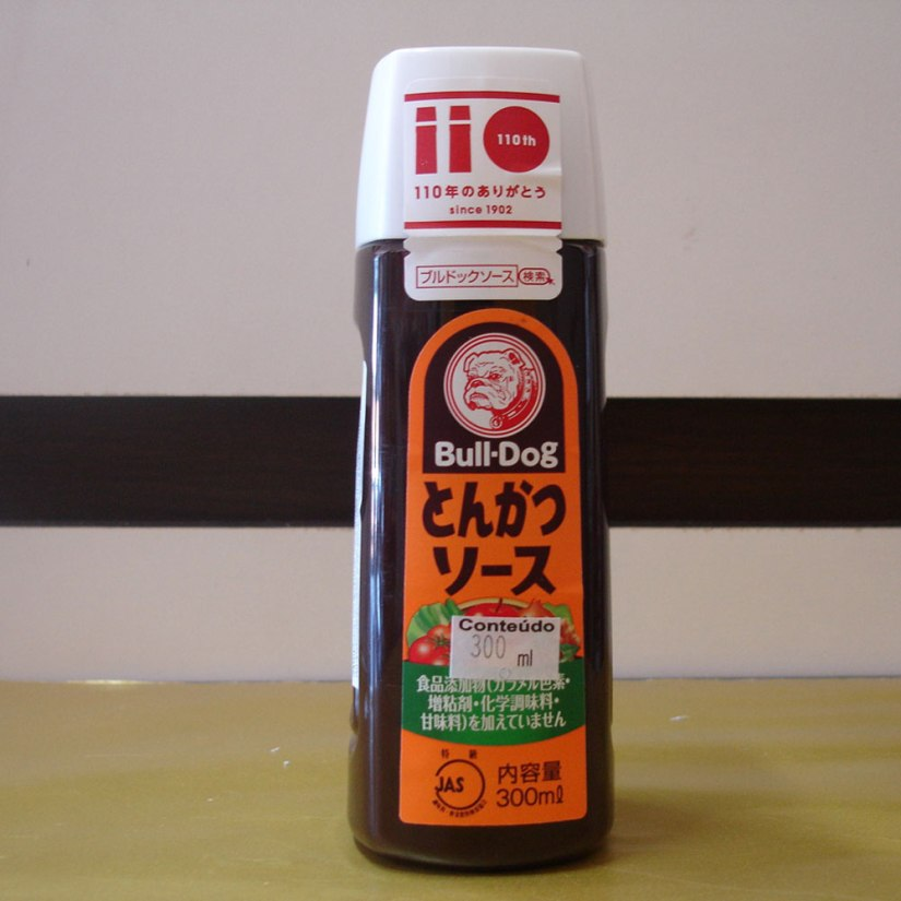 molho japonês tonkotsu