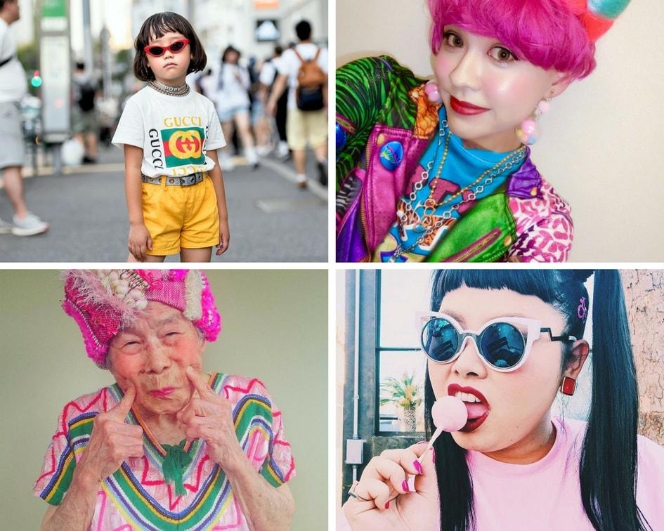 ícones fashion não convencionais
