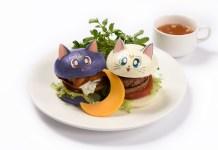 Luna e Artemis Good Friends Burger
