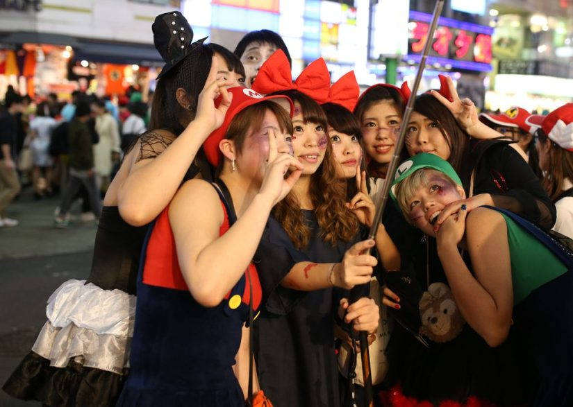 Roppongi Hills Halloween Parade
