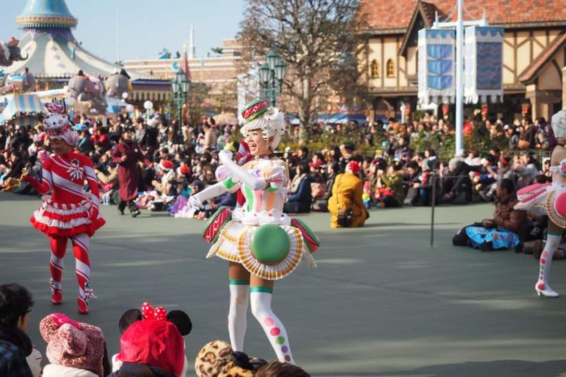 Natal Disney Japão