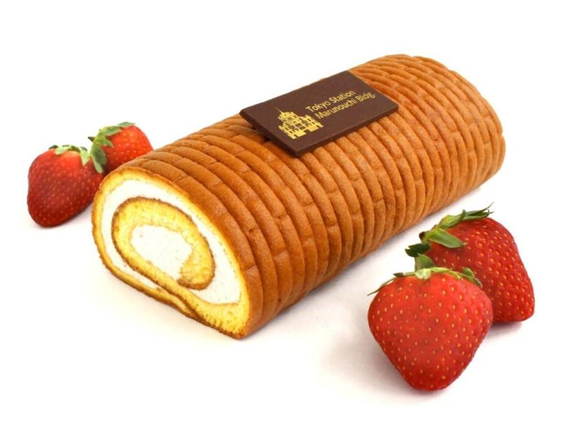 Brick rollcake