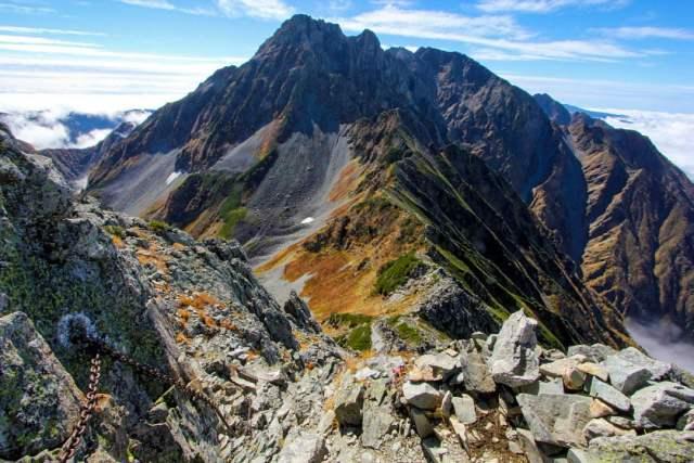 kamikochi-yari-hotaka alpes japoneses