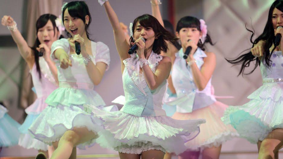 J-pop no Japão