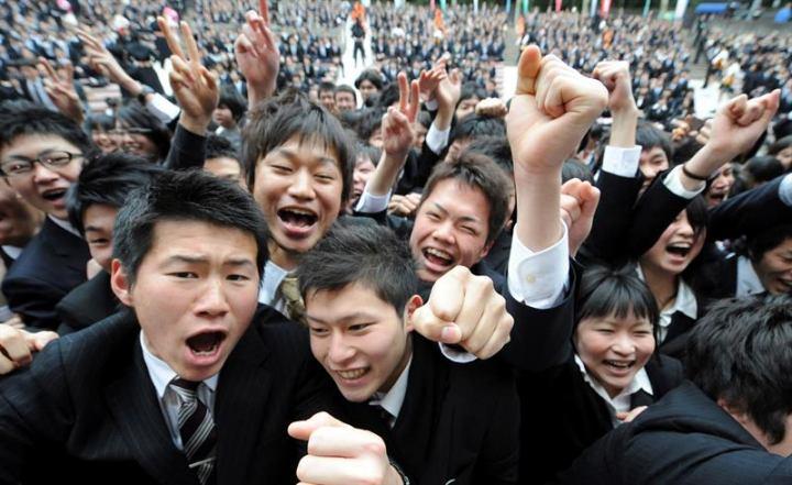 maioridade Japão lei
