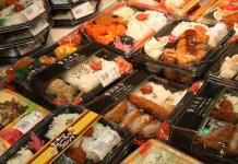 comida no Japão