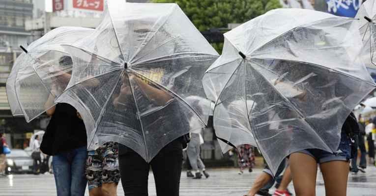 clima no Japão