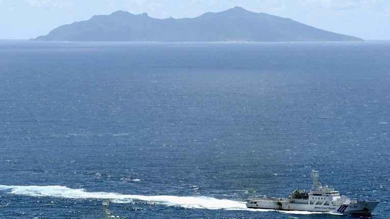 Local da ilha Esanbe