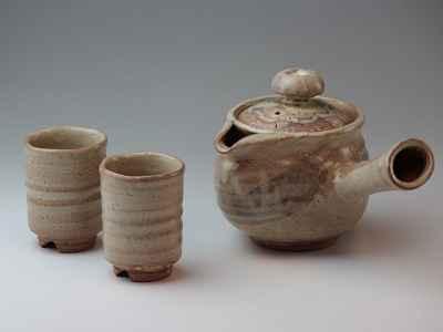 conjunto chá japonês