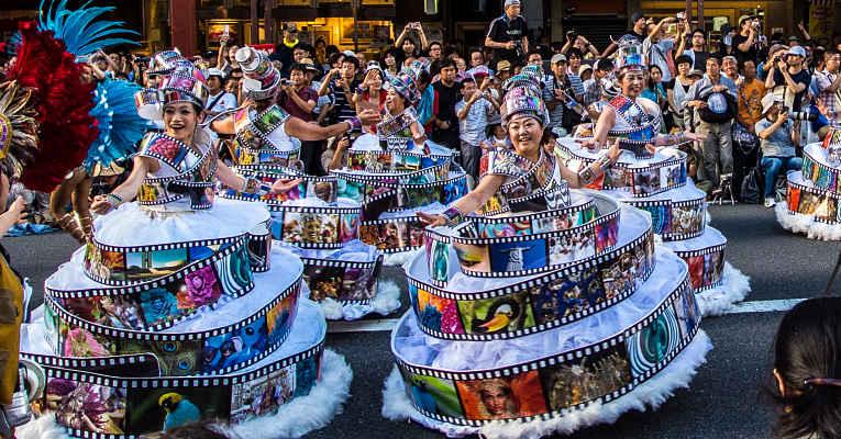 Carnaval no Japão