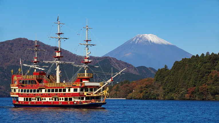 Lago Ashinoko