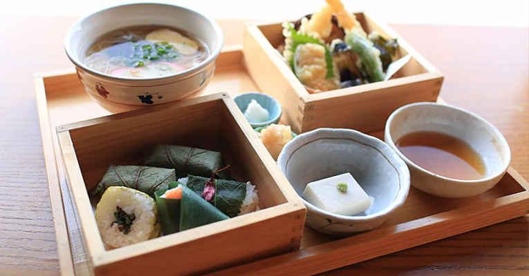 Comidas de Nara