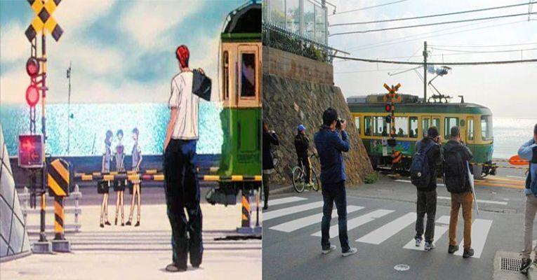 Selfie em Enoshima