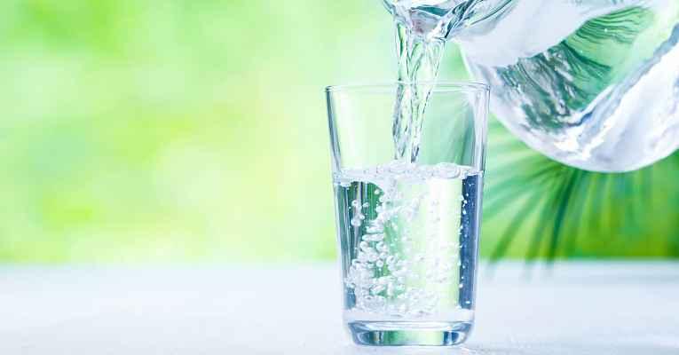 Terapia água japonesa