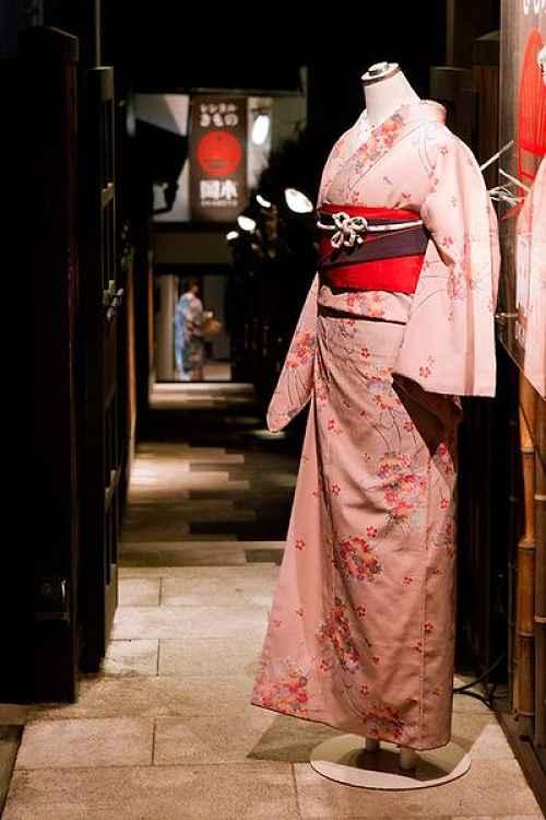 Matsubara-dori - aluguel de kimono