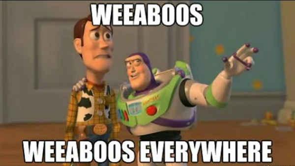 Meme weeaboo