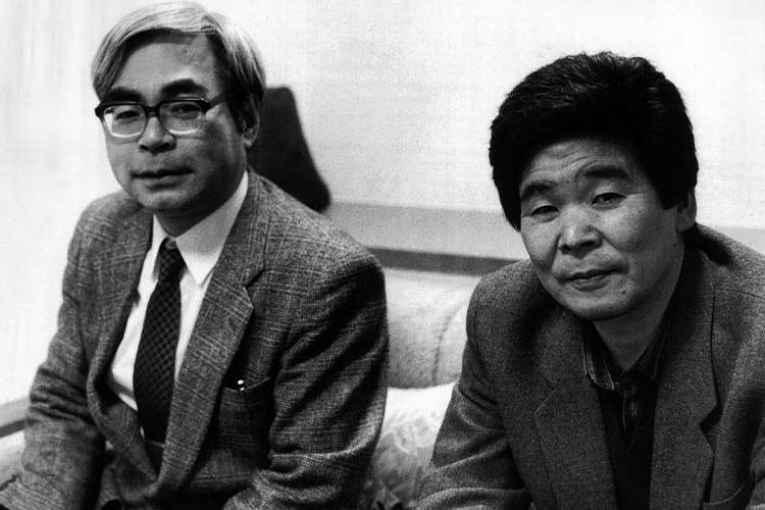 Hayao e Isao