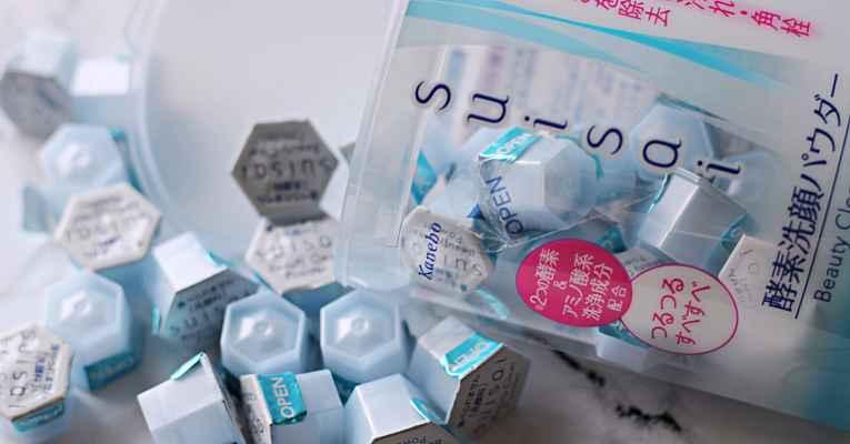 Produtos de beleza pele Japão