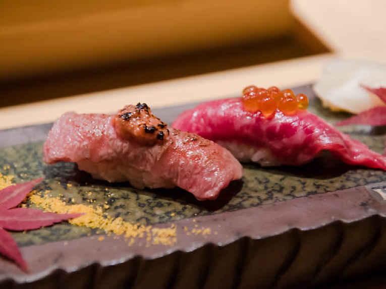 Ginza Koso niku zushi