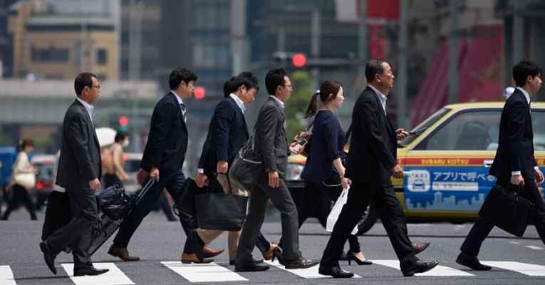 Homem japonês
