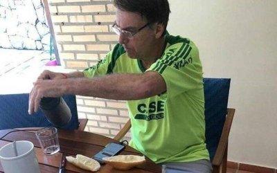 PSOL protocola ação contra Bolsonaro por gasto de R$ 1,8 bilhão com alimentos e bebidas em 2020