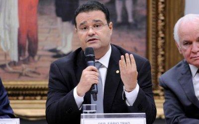 Fábio Trad diz que PEC da imunidade é inoportuna: 'Brasil está de luto'