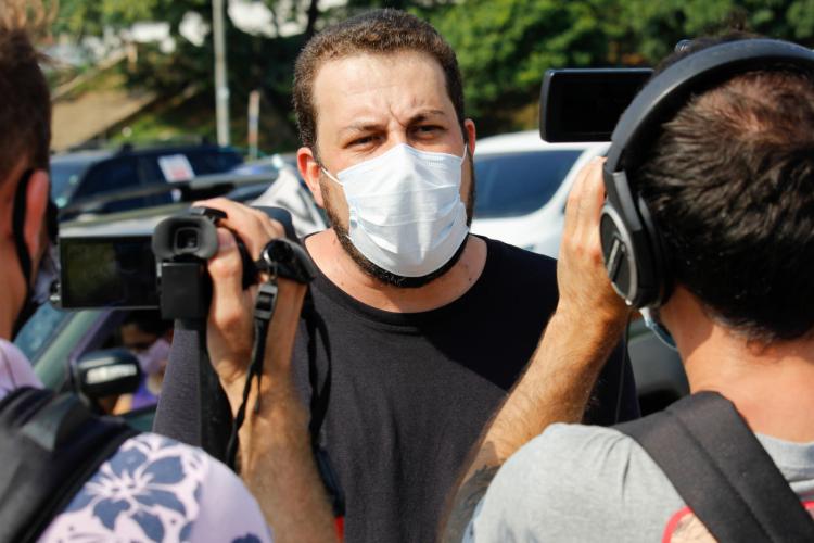 Boulos vira réu sob acusação de invadir triplex no Guarujá de Lula