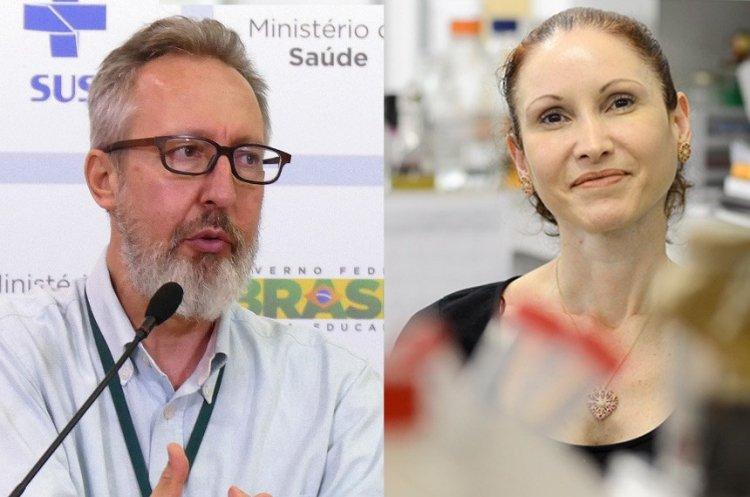 AO VIVO: CPI da Covid-19 ouve Natalia Pasternak e Claudio Maierovitch; acompanhe