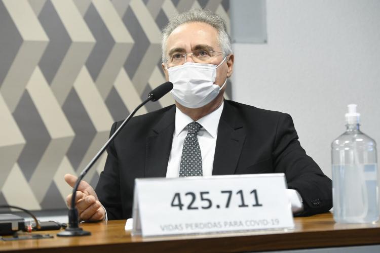Renan Calheiros diz que depoentes que foram como testemunha na CPI podem virar investigados