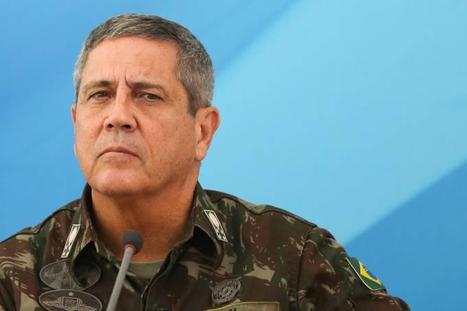 Câmara dos Deputados convoca ministro Braga Netto para explicar suposta ameaça às eleições