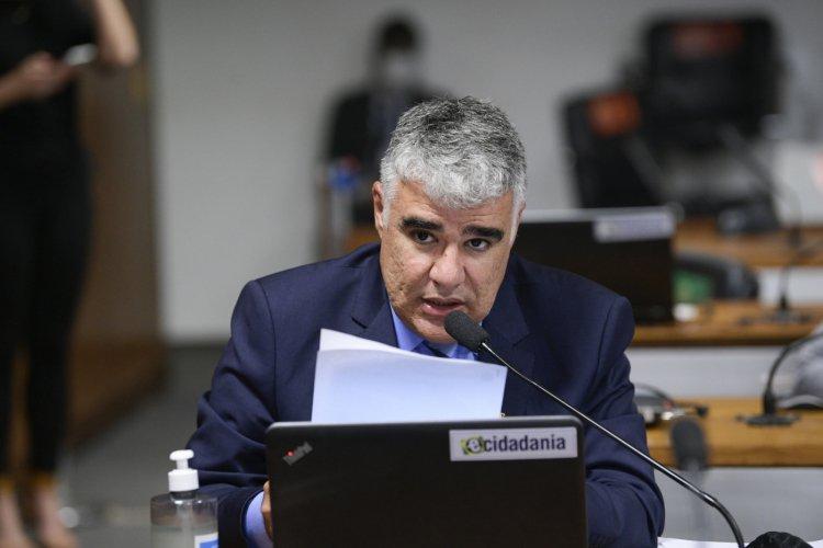 Girão critica requerimento sobre a Jovem Pan: 'CPI é usada para perseguição política'