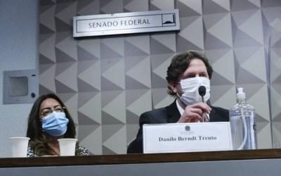 Caso Covaxin: Diretor da Precisa se cala e CPI aponta esquema de lavagem de dinheiro