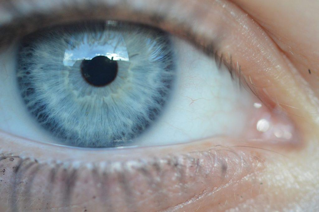 myślę o tobie oko