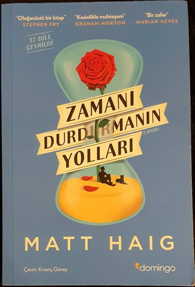 Matt Haig - Zamanı Durdurmanın Yolları