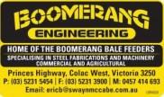 boomerang engerneering